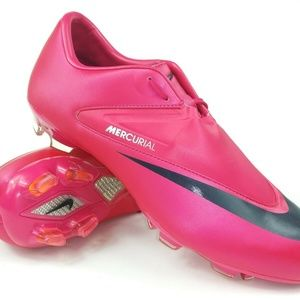 009845691c8 Men s Nike Pink Cleats on Poshmark